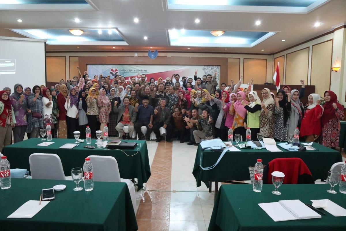 Workshop Penyusunan Rencana Anggaran Biaya (RAB) dan Pelatihan Tata Cara Pencairan serta Pertanggungjawaban Dana Kegiatan di lingkungan Universitas Pendidikan Indonesia