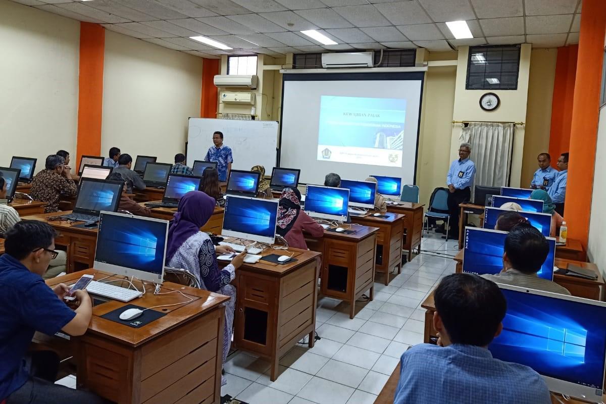 Bimbingan Teknis Pajak Bagi Pengelola Keuangan dan  Pengadaan Barang/jasa di Lingkungan Universitas Pendidikan Indonesia